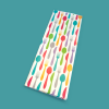 Cutlery Pouches - Multi-Coloured Design - Pack of 250