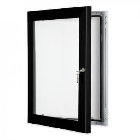 "External Aluminium Lockable Poster Frame 40"" x 60"""