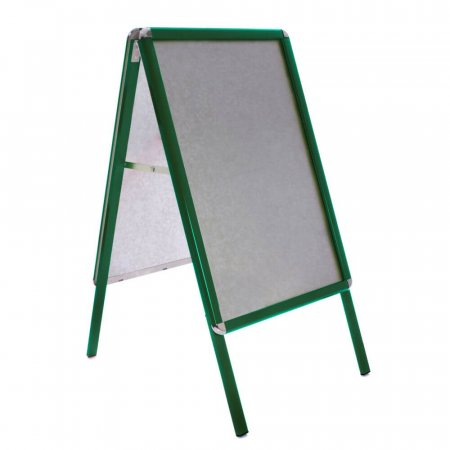 A1 Green Snap Frame A-board