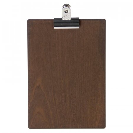 Dark Oak A4 Menu Boards (Suitable for 210 x 297mm)