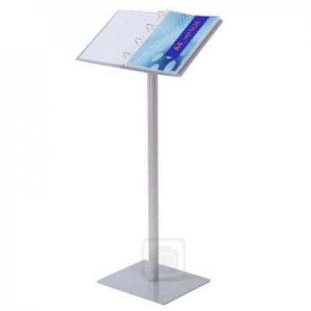 A4 Ring Binder Information Stand