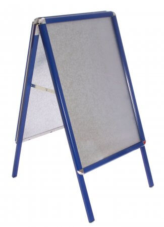 A2 Blue Snap Frame A-board