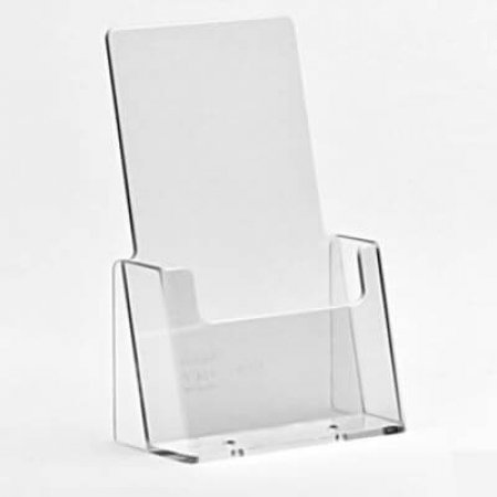 1/3 A4 Leaflet/Menu Holder