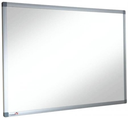 Non-Magnetic Standard Use Dry Wipe Whiteboard