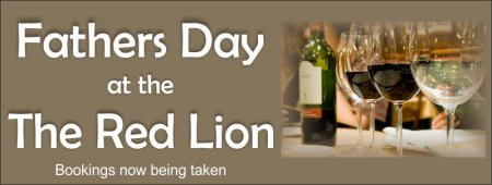 Fathers Day, Wine Banner