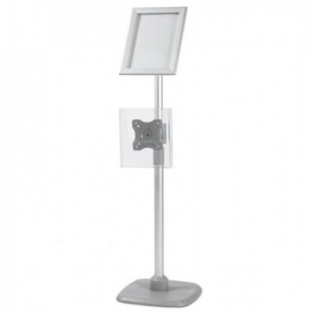 Aluminium Frame and Literature Stand