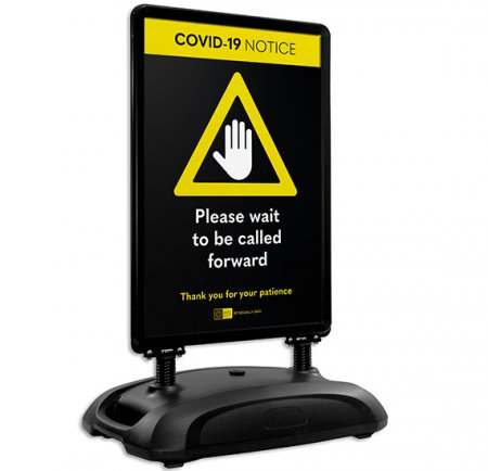 A1 Forecourt Sign
