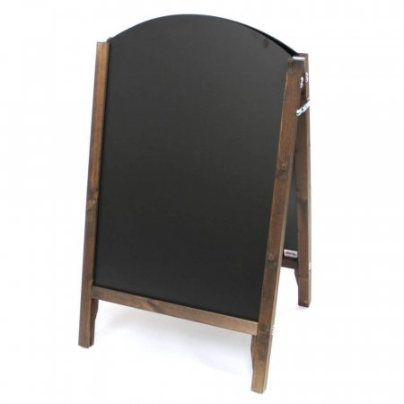 Curved Top Harrier A-board