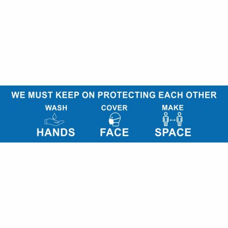 Keep Protecting Each Other Banner