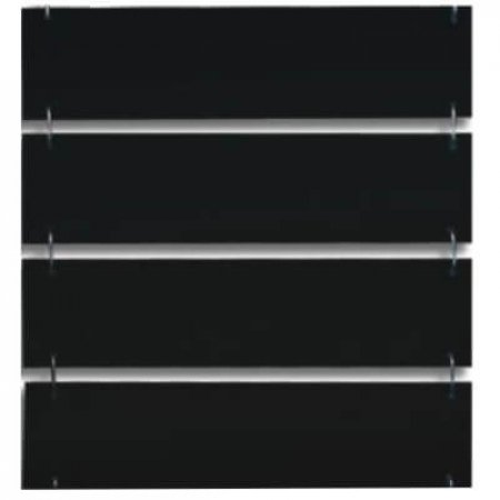 Double Sided Chalkboard Ladder Tiles