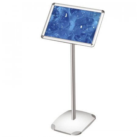 Freestanding Poster Display Stand