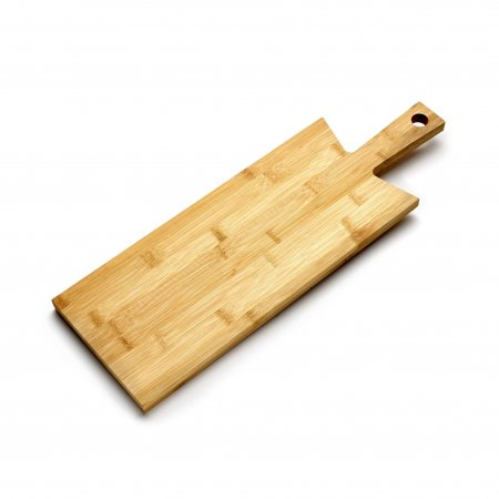 Large Oblong Bamboo Display Board