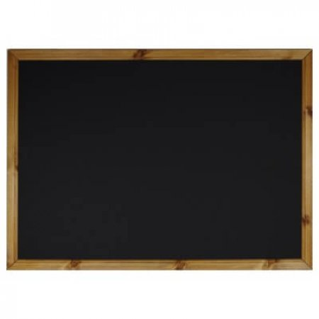 Medium Oak Chalkboard