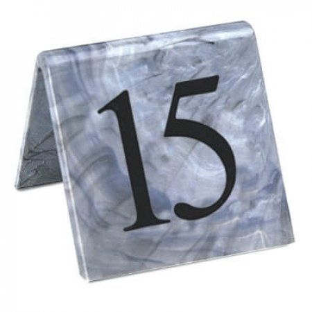 Marble Table Numbers 41-50