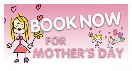 Mothers Day Digitally Printed PVC Banner