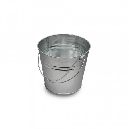 Medium Galvanised Cutlery Bucket
