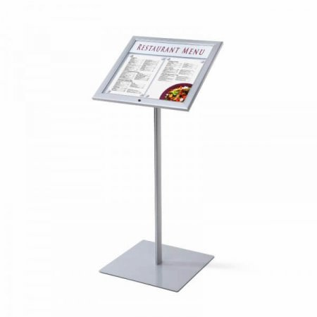 2 x A4Illuminated Free Standing LED Menu Case