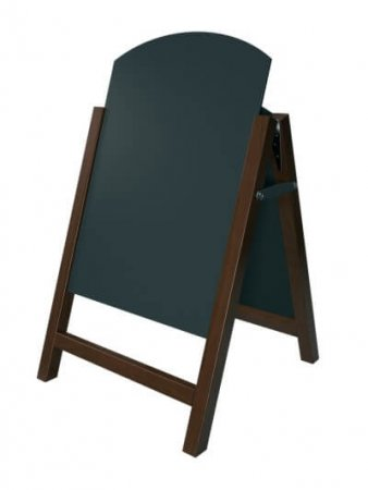 Premier Wooden Chalkboard A-boards with Removable Insert