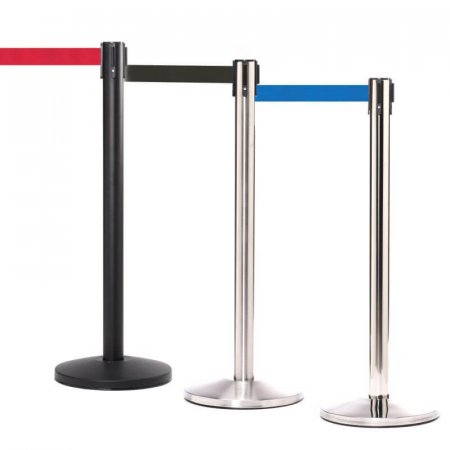 Retractable Safety Barriers Kit