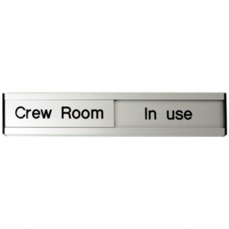 Engraved Sliding Door Signs