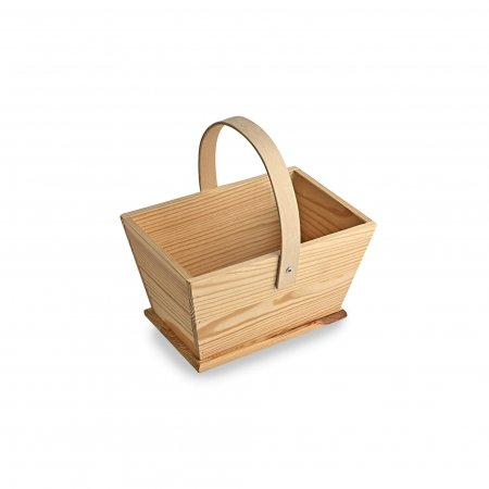 Small Wooden Display Trug