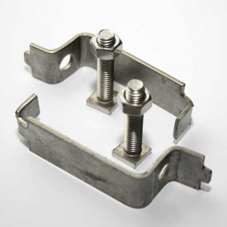 Stainless Back to Back Clip
