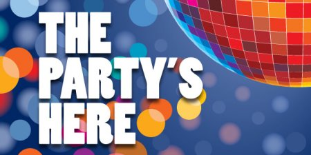 Full Colour Printed Party Banner