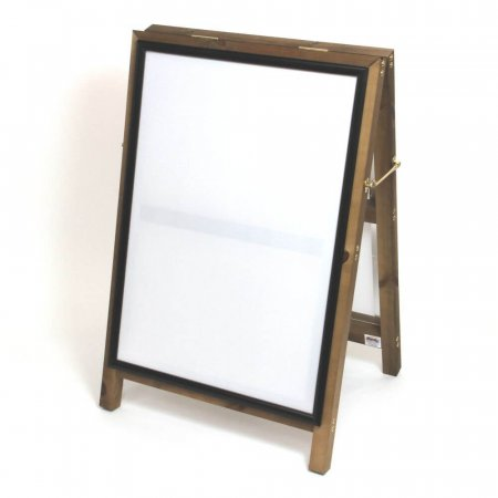 A1 Wooden Poster Holder A-boards