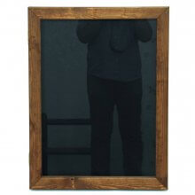 Hinged Wooden Poster Frame A2