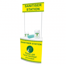 Sanitiser Station