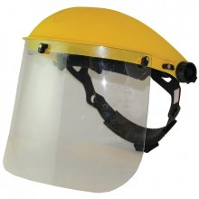 Face Shield & Safety Visor - Full Face Protection - EN166