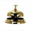 Solid Brass Service Desk Bell