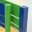 Colour, Round and Square post, various rails