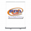 Video Conferening Backdrop with logo
