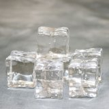 Artificial Fake Glass Ice Cubes