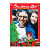 Custom Selfie Frame - Drunken Elf