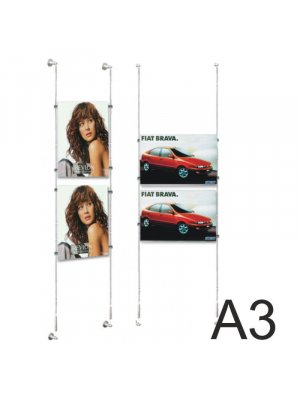 A3 Cable Poster Kits