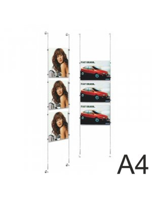 A4 Cable Poster Kit