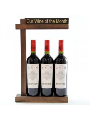 Wine Of The Month Display Stand
