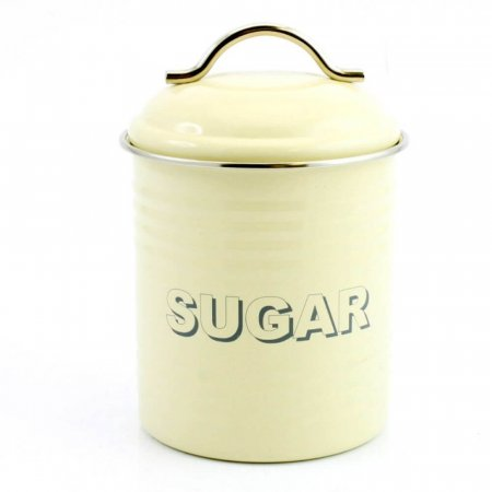 Cream Sugar Canister