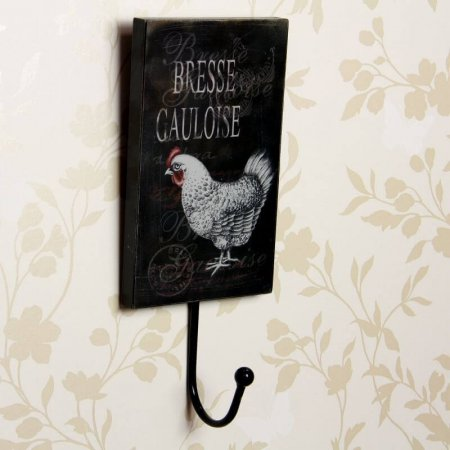 Black French Farmhouse Hook