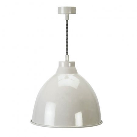 White Harrow Pendant Light