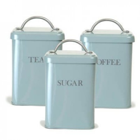 Stone Canister Set