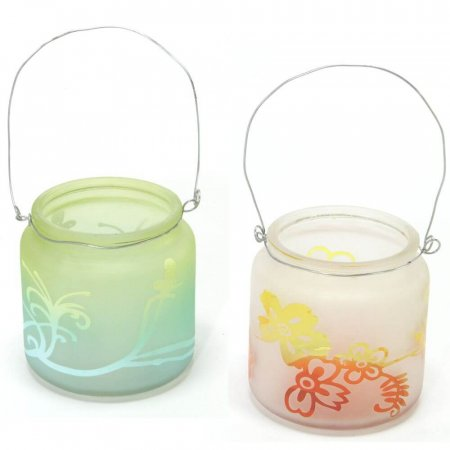 Hanging Votive Tealight Holders