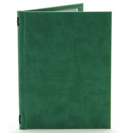4720 Grass Green Laxey Menu Cover