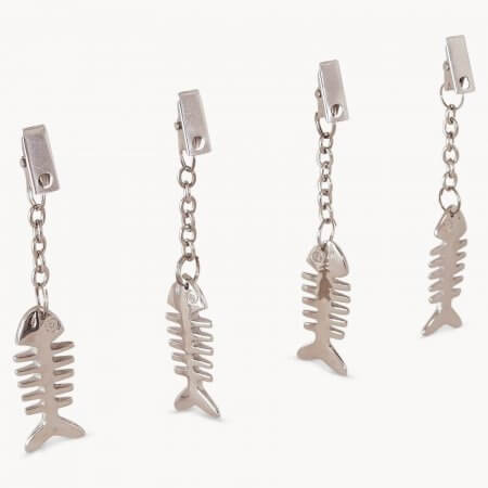 Fishbone Tablecloth Weights