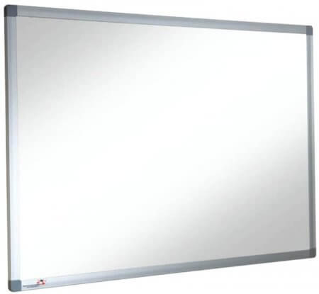 900 x 600mm Non-Magnetic Standard Dry Wipe Whiteboard