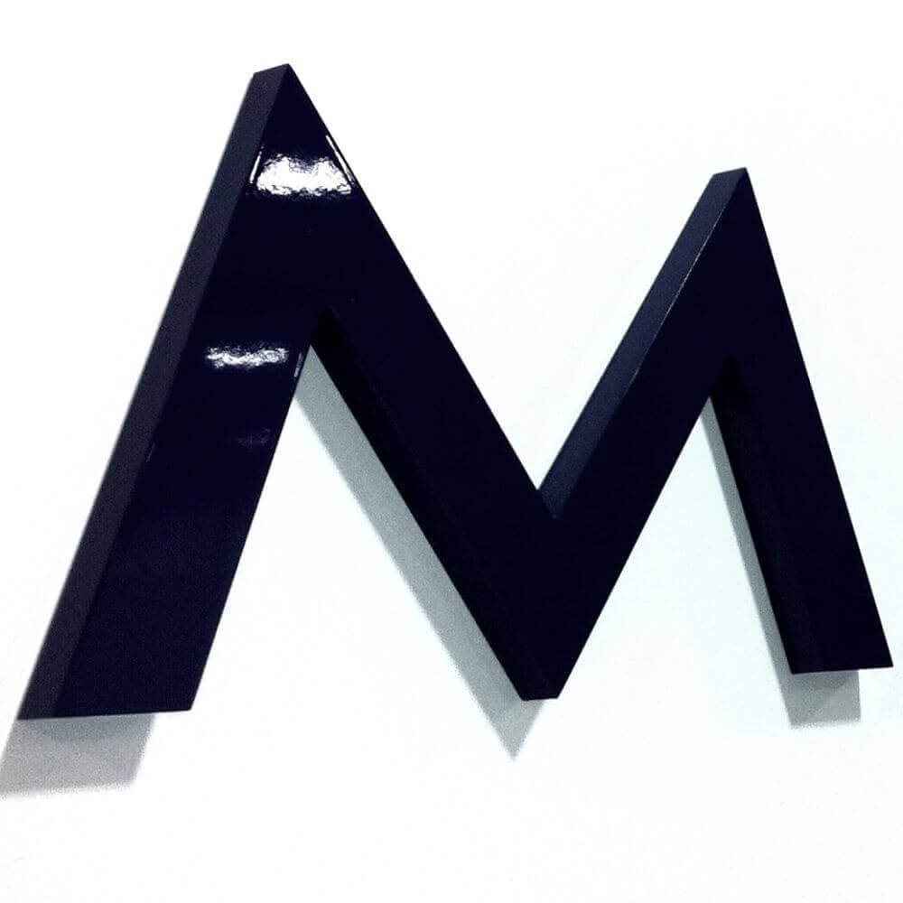 10MM Letters