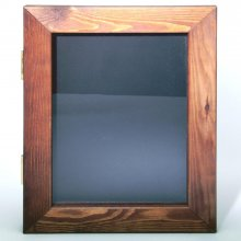 A4 Hinged Wooden Poster Frame