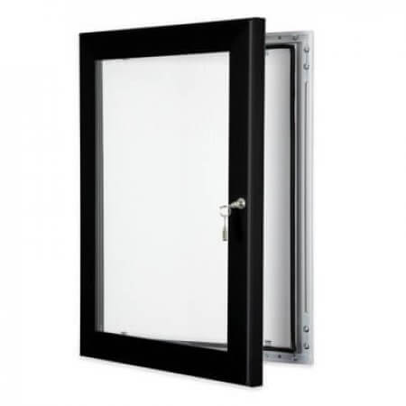 External Aluminium Lockable Poster Frame 500mm x 700mm